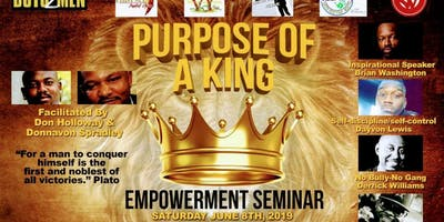 Purpose of A King Empowerment Seminar