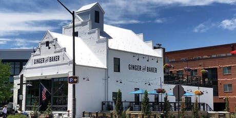 bRUNch at Ginger and Baker tickets
