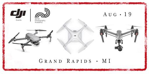 DJI Drone Photo Academy – Grand Rapids, MI