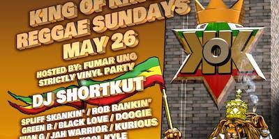 KING of KINGS back to old Berkeley Shattuck downlow sunday May 26 kickoff