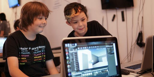 Summer Vacation Camp -- (2 Weeklong camp) VIRTUAL REALITY ARCHITECTS