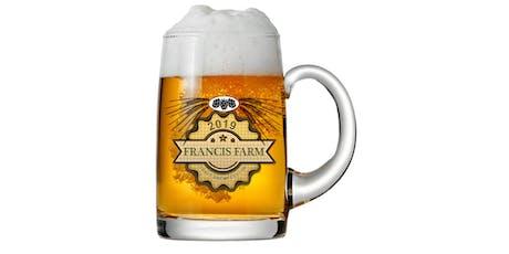 Francis Farm 5th Annual Brewfest tickets