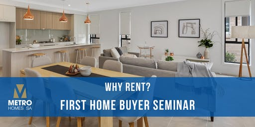 First Home Buyer Seminar (North)