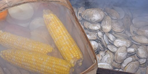 Traditional New England Clambake