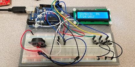 Arduino Basics Workshop tickets