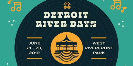 2019 VIP Tickets for National Music at Detroit River Days presented by Soaring Eagle tickets