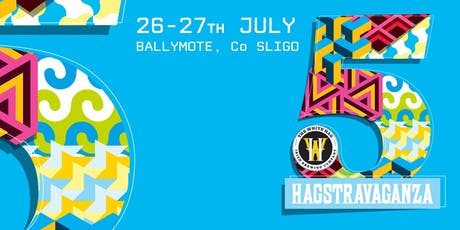 HAGSTRAVAGANZA 19 tickets