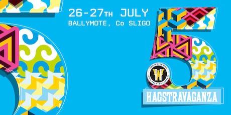 HAGSTRAVAGANZA 19 tickets