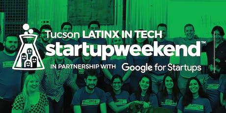 Techstars Startup Weekend Tucson 06/14 tickets