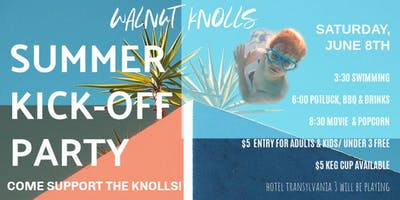 Walnut Knolls Summer Kick-off Party