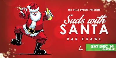 Suds with Santa Bar Crawl - Louisville December 14