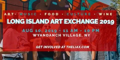 Long Island Art Exchange 2019