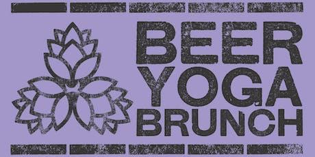 Beer Yoga Class tickets