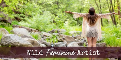 Wild Feminine Artist - at Lovers Key State Park, May 26, 2019