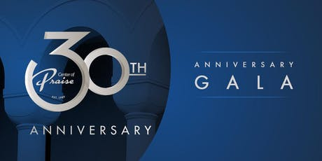 30th Anniversary Gala tickets