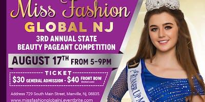 Miss Fashion Global NJ 2019 State Finale
