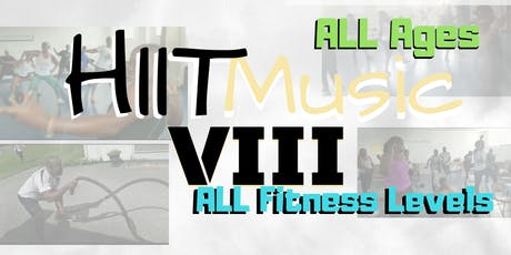 H.I.I.T MUSIC VIII (Half Workout/Half Zumba!) tickets