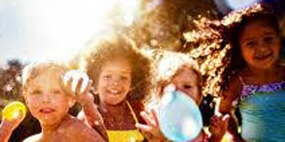 Kids Super Family Water Balloon Fight | May 19