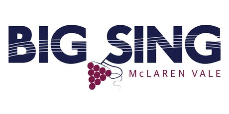 Big Sing 2019 Registration tickets