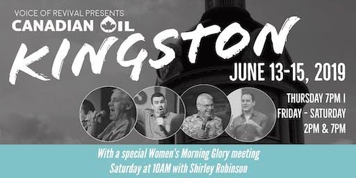 Kingston - Canadian Oil