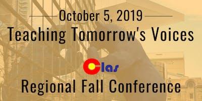 Colorado Language Arts Society Regional Fall Conference