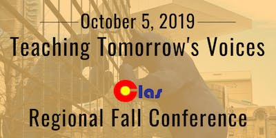 Colorado Language Arts Society Regional Fall Conference