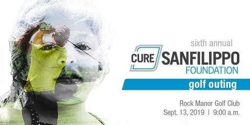 6th Annual Cure Sanfilippo Golf Classic