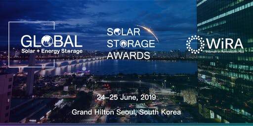 5th Annual Global Solar + Energy Storage Congress & Expo 2019 (Korea)