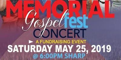 Memorial Gospel Fest Concert