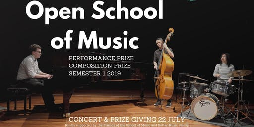 Open School of Music 2019 Performance and Composition Prizes