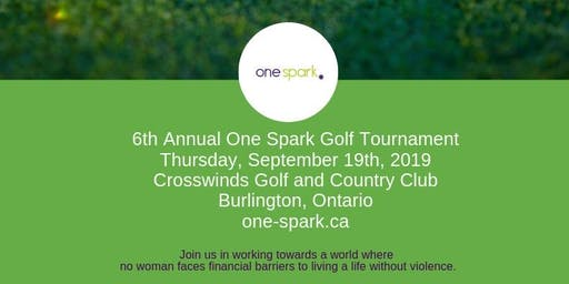 One Spark Charity Golf Tournament
