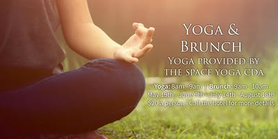 Yoga + Brunch Coeur d'Alene