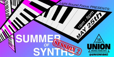 Summer Of Synths II