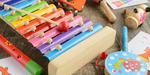 Music & Movement (Ages 2-5)