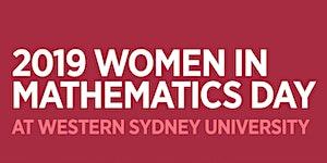 2019 Women in Mathematics Day