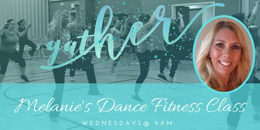 Free Dance Fitness & Meditation Classes For Women by Women (Melanie)
