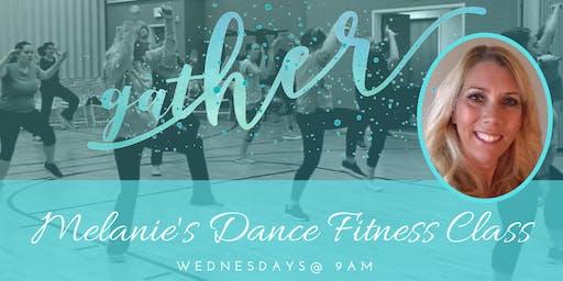 Free Dance Fitness & Meditation Classes For Women by Women (Melanie)