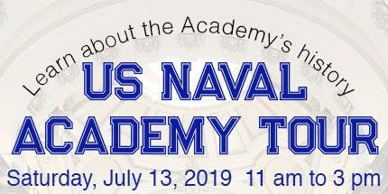 US Naval Academy Tour with IT TAKES TWO, INC