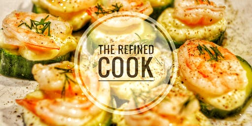 Gift Certificates for Refined Cook Culinary classes
