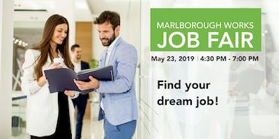 Marlborough Works Job Fair - Spring 2019