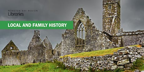 Irish Genealogy Online - Strathpine Library tickets