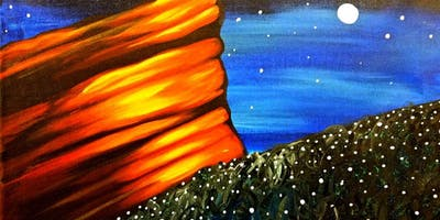 Paint Wine Denver Red Rocks Fri July 5th 6:30pm $35