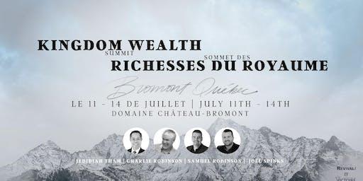 Bromont Kingdom Wealth Summit