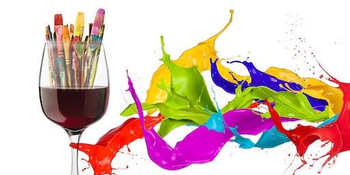 Sip & Paint At The Boardwalk: Fun Painting,Pottery,Karaoke, & More! Byob
