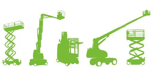 Mobile Elevated Work Platform (MEWP) Operator Training (Raleigh, NC)