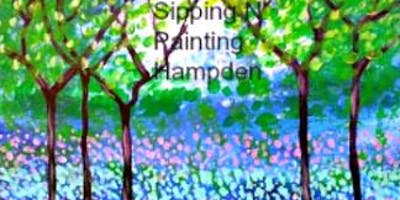 Paint Wine Denver Botanic Garden Sat June 22nd 11am $25