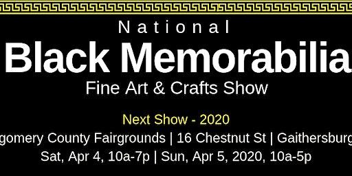 National Black Memorabilia, Fine Art & Crafts Show 2020