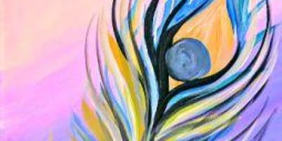 Paint Wine Denver Floating Feather Sat July 6th 11am $25