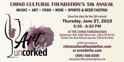 5th Annual Art Uncorked