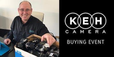 KEH Camera at Delaware Camera- Buying Event